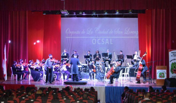 La OCSAL ofrecerá concierto de gala
